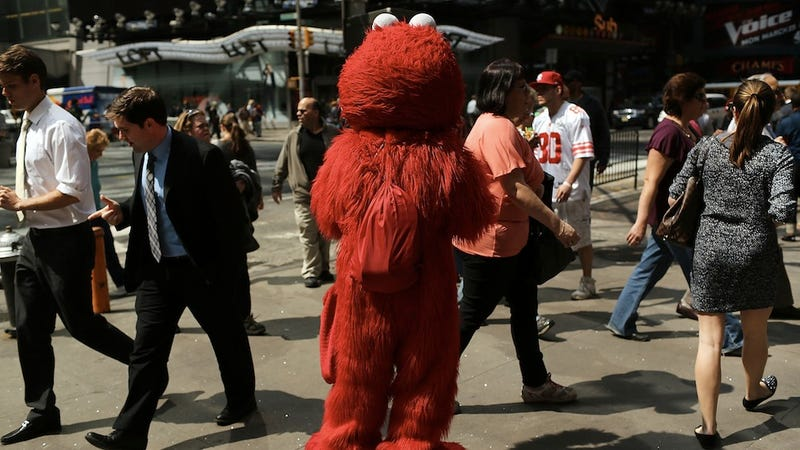 Anti-Semitic Elmo Attempted to Extort Girl Scouts for Two Million