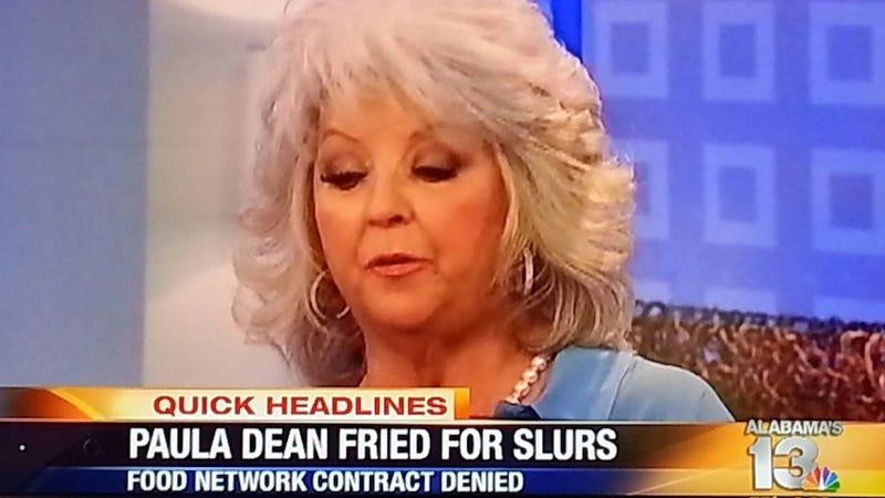 """Paula Deen """"Fried"""" for Using Racial Slurs"""