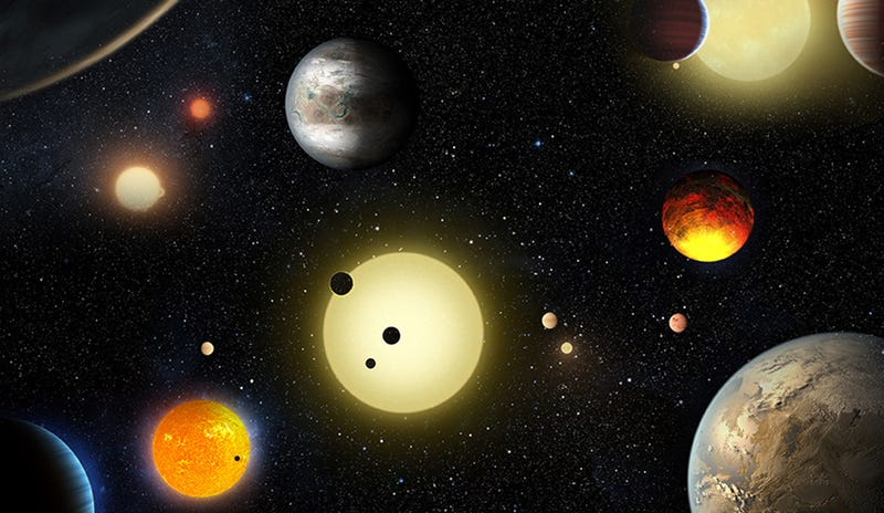 Spotted: 1284 new exoplanets, thanks to new method of verifying Kepler's discoveries
