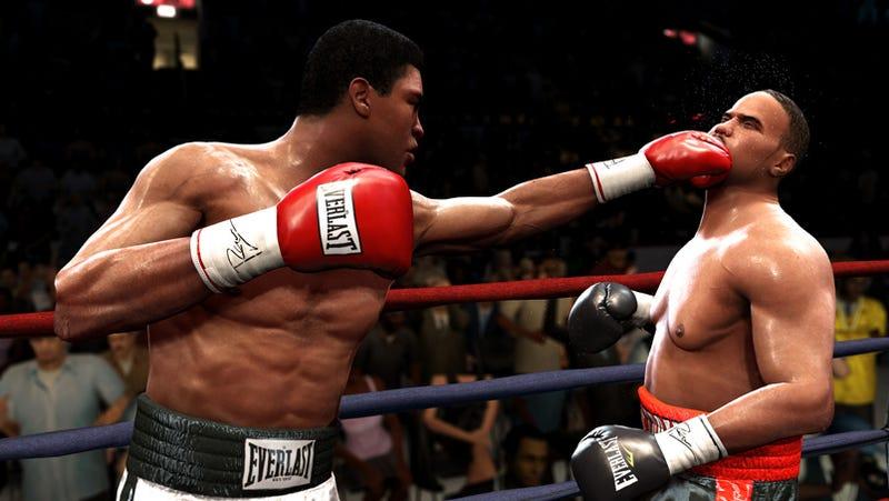 The Heavyweights Of Fight Night 4
