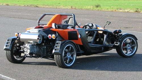 SDR Sports Cars WR3 V-Storm