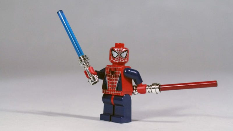 The Best Spider-Man LEGO Animation Ever