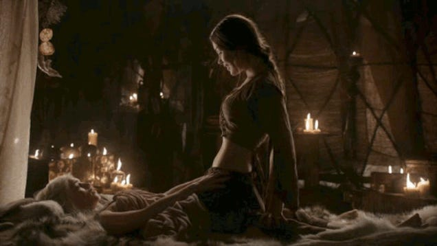 What would a Game of Thrones porn parody even look like?