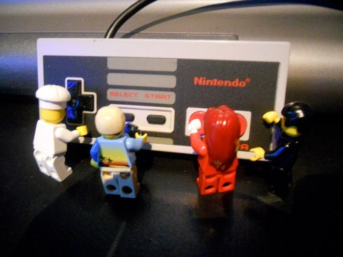 These Lego People Liked The Older Games