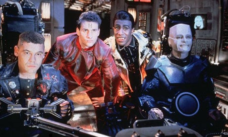 Red Dwarf's Return Gets Spoiled