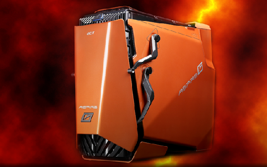 Acer Goes for High-End Gamers With Predator PC