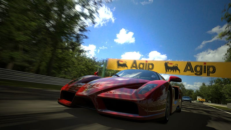 Gran Turismo 5 Injects Some RPG Into Your Hardcore Racing Sim