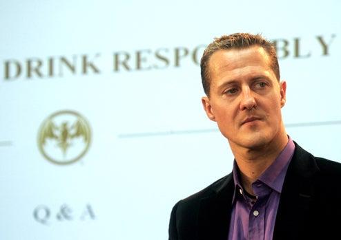 Michael Schumacher Allegedly Mows Down UK Pedestrian