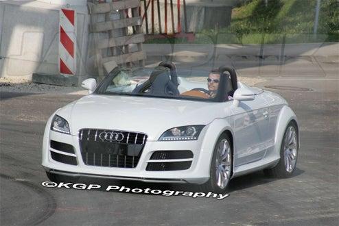 2010 Audi TT Clubsport Quattro