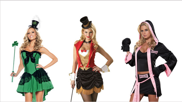 Slutty Halloween Costumes: A Cultural History