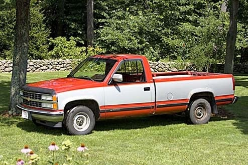 Turning The Concept Of Depreciation On Its Head, Million-Mile '91 Silverado Offered For $30K