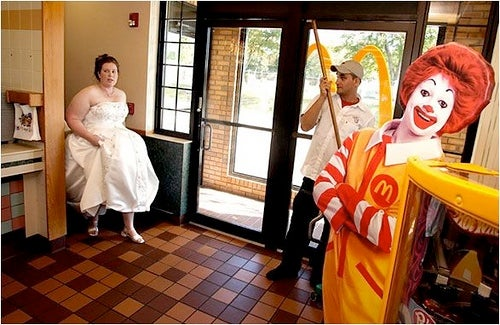 Chinese McDonalds Are Holding Weddings Next Year, With Cake and Everything