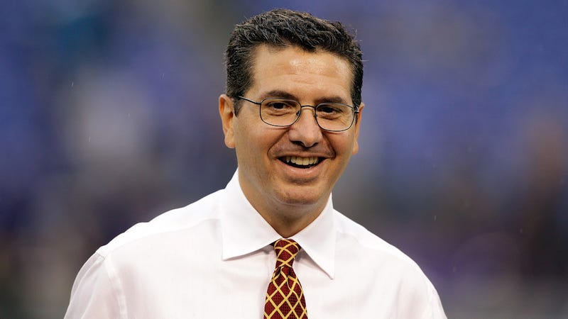 Dan Snyder Exploiting Indians Isn't The Real Issue, Says Dan Snyder