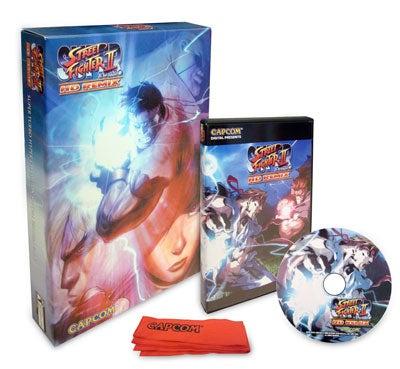 Super Street Fighter II Turbo HD Remix Press Kits Get Pricey On Ebay