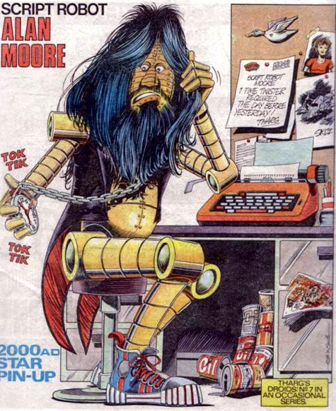 10 Alan Moore Comics You Must Read! (Besides Watchmen)
