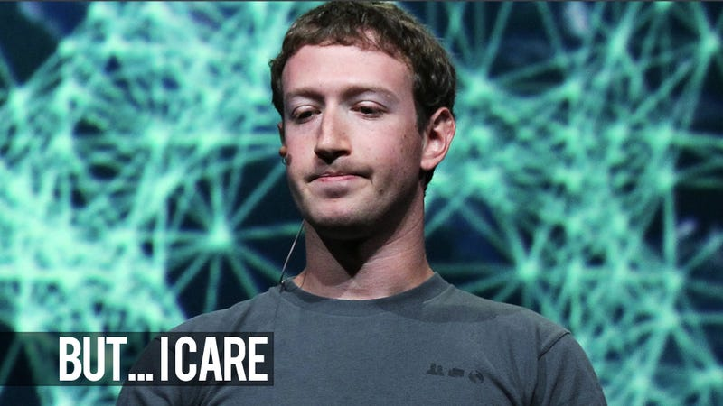 Facebook Cares about Your Stupid Farm