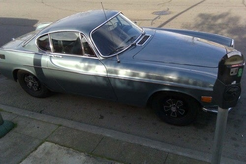 1971 Volvo 1800E Down On The Alameda Street