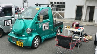 [JAPAN] Visit at My Local Racetracks - Kei-Car Racing