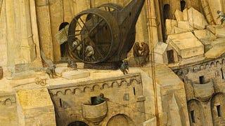 People Used To Work Inside Hamster Wheels
