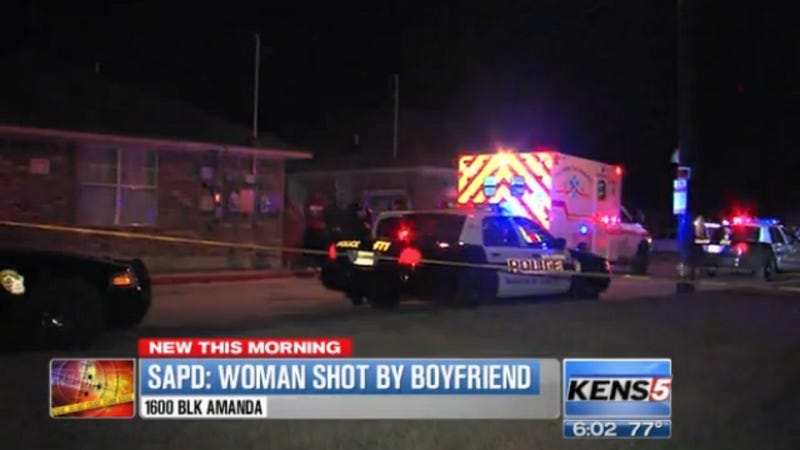 Texas Man Accidentally Shoots Girlfriend While Aiming at Ex-Girlfriend