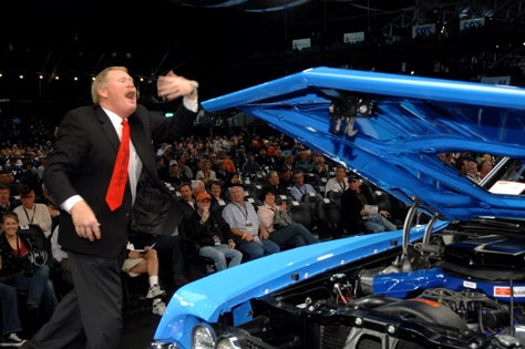 Barrett-Jackson: People Spend a Lot at the BJ