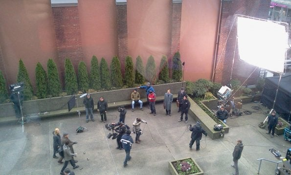 Fringe Set Photos for 2-28