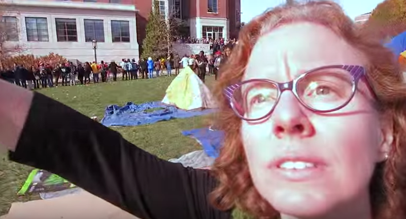 Mizzou Fires Infamous Protester-Protecting Professor Melissa Click
