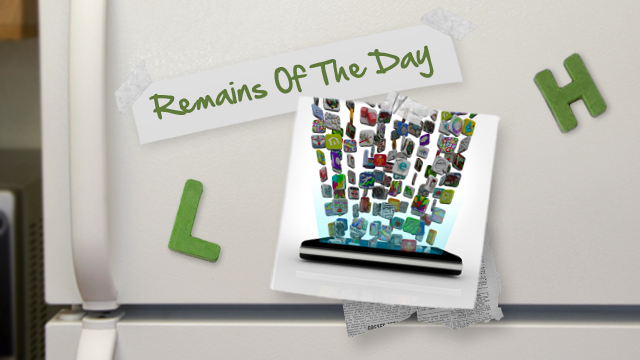Remains of the Day: The W3C Group That Hopes to Change the Mobile Web