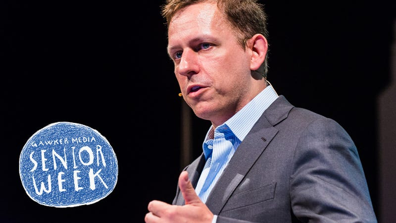 Peter Thiel is Right About One Thing