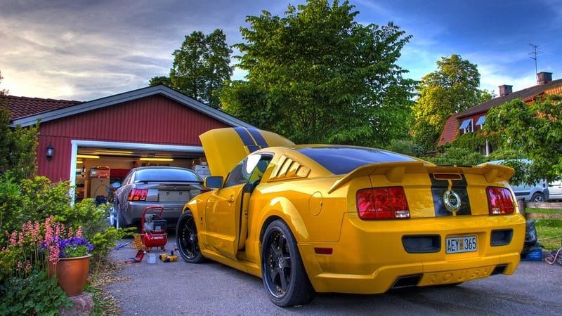 Mustang Birthday Mini-Dump