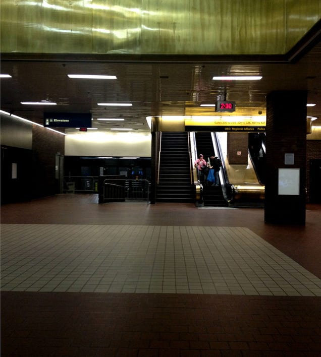 The Port Authority Bus Terminal: Myth, Mystery, Mess