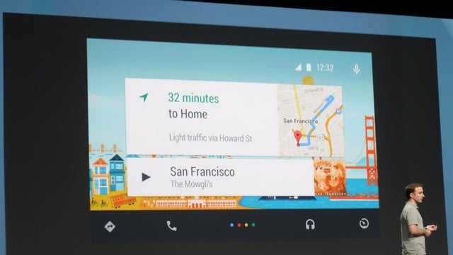 Google's Domination Of Your Dash Starts With Android Auto