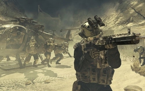 Kotaku Game Club: Modern Warfare 2 Discussion Concludes.. NOW (Levels 16-18)