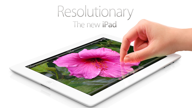 Apple Will Release The Next iPad, A 'Graphics Powerhouse,' On March 16