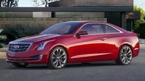 I'm Driving The 2015 ATS Coupe Tomorrow.