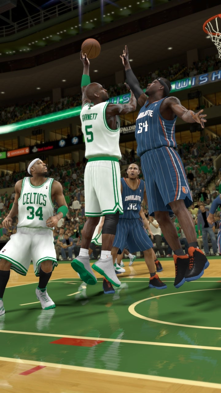 NBA 2K12 Screenshots