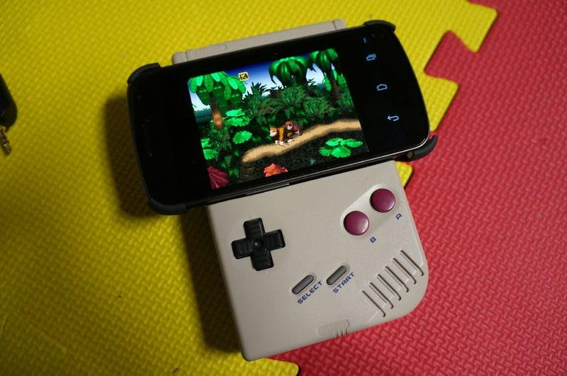 Cómo transformar la vieja Game Boy en un mando para tu Android