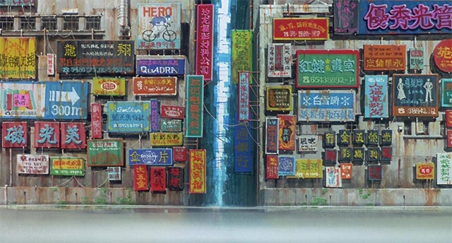An Ode To the Unsung Art of Anime Backgrounds