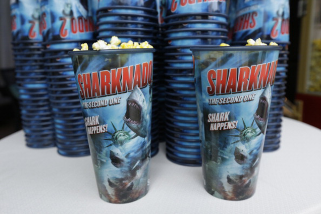 Does Sharknado Crack The Shitty Movie Hall Of Fame?