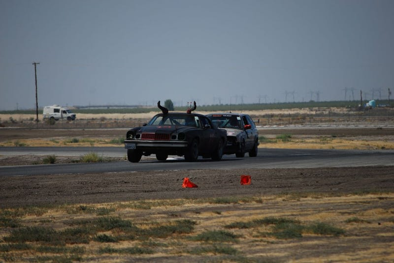 Buttonwillow Histrionics 24 Hours Of LeMons 2009 Uber Gallery Part 7