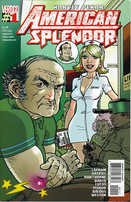 Famed underground comic scribe Harvey Pekar dead at 70