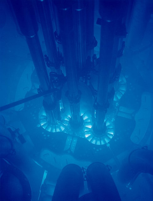 Cherenkov Radiation is a sonic boom for light