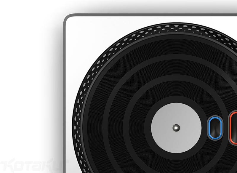 DJ Hero Peripheral Revealed