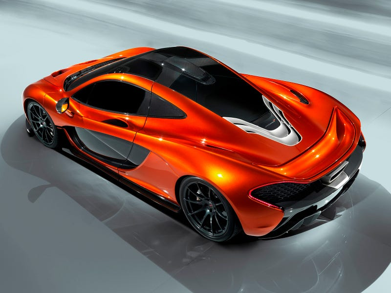 McLaren P1: Every Gorgeous Angle