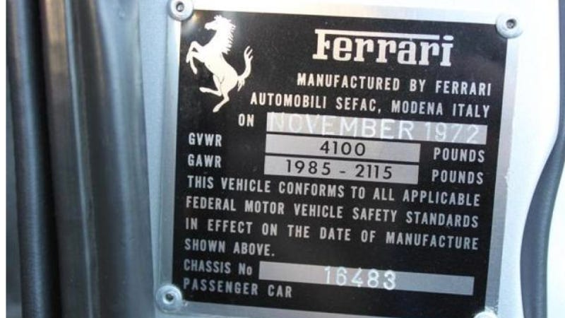 You Could Buy The Creator Of Soul Train's Ultra-Rare Ferrari Daytona Spider