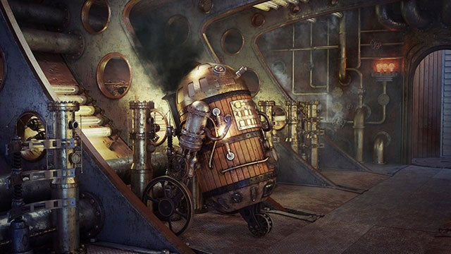 Make Your Desktop Steam-Powered with These Steampunk Wallpapers