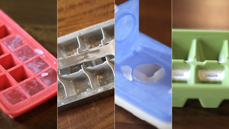 Reinventing the Ice Cube Tray