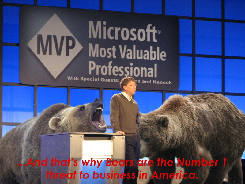 Bill Gates Unleashes 20 Horrible Things on Unwitting Victims