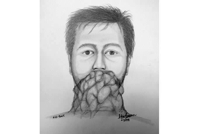 Portland Police Seek Flasher With Intestines Growing out of His Face