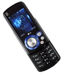 LG U400 Music Phone
